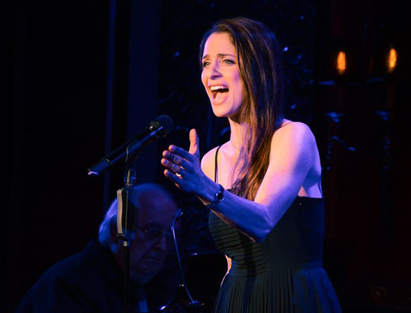 Elena Shaddow premiered her 54 Below solo show, Always Better, on Saturday, September 6.