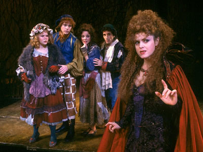 into the woods musical essay Into the woods essaysinto the woods, by stephen sondheim, blends various familiar fairy tales into an original story of a childless baker and his wife, who catalyze.