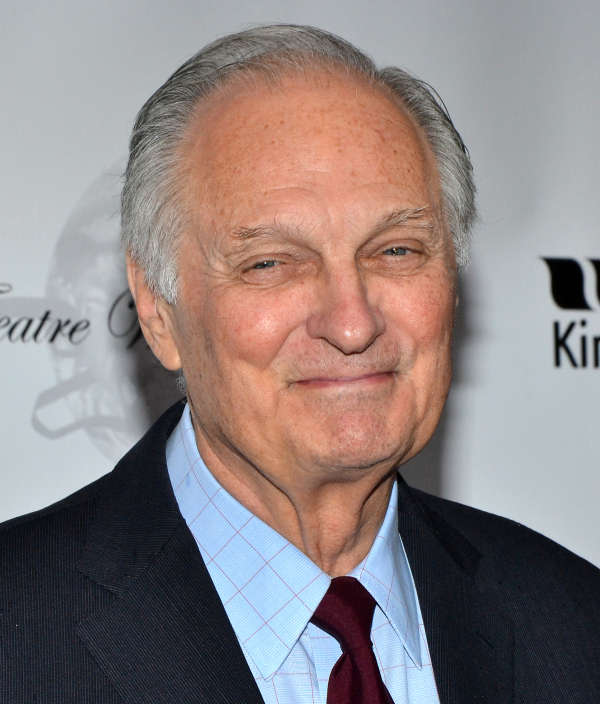 Alan Alda will star in Love Letters opposite Candice Bergen.