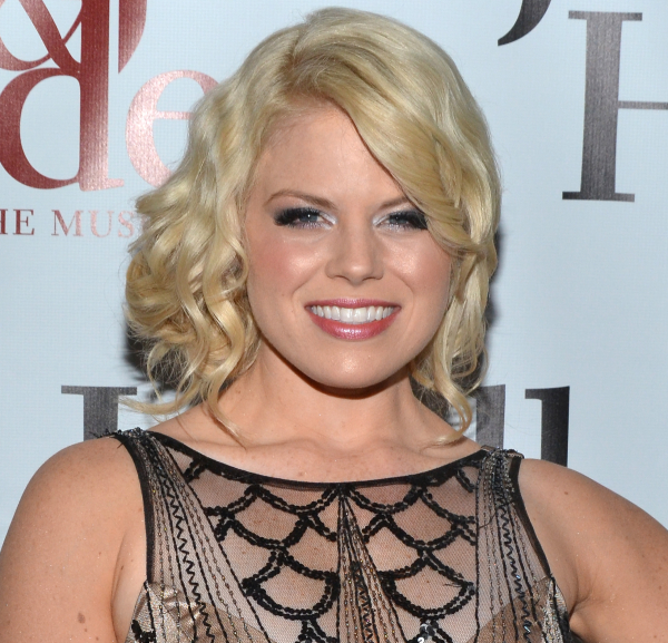 Megan Hilty will star in the upcoming workshop of a new musical version of The Honeymooners.