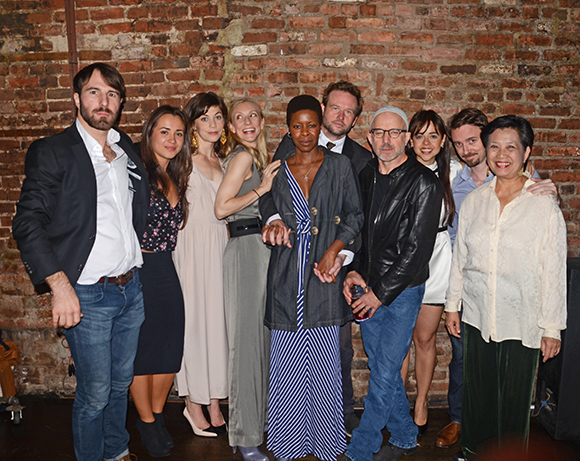 The cast of Scenes From a Marriage.