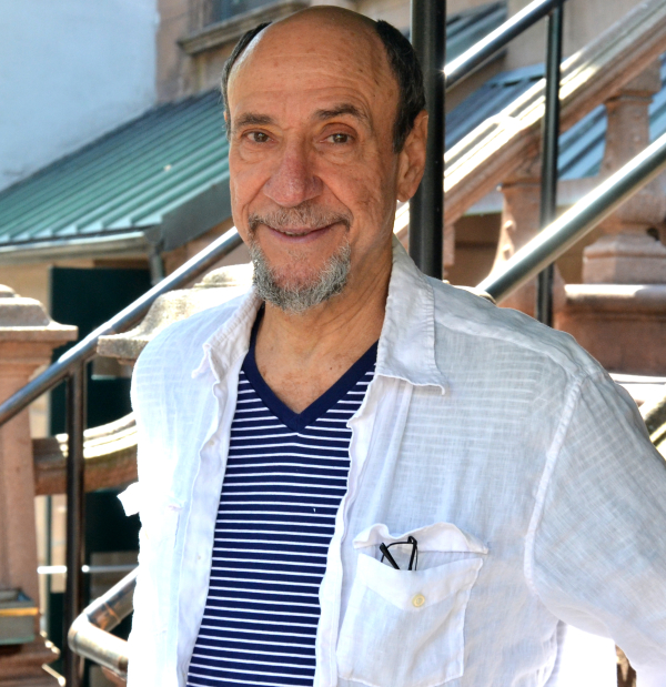 "F. Murray Abraham was strongly influenced by Ruth Draper, whom he calls ""a master storyteller."""