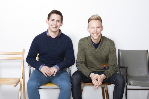 Benj Pasek and Justin Paul, the Tony-nominated songwriters behind A Christmas Story, will speak at the 2015 TEDxBroadway conference.