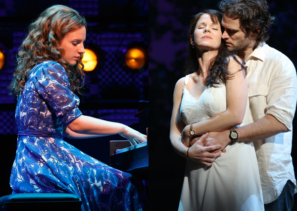 Cast albums for Broadway's Beautiful and The Bridges of Madison County add additional audio content with commentary from the cast and creatives.