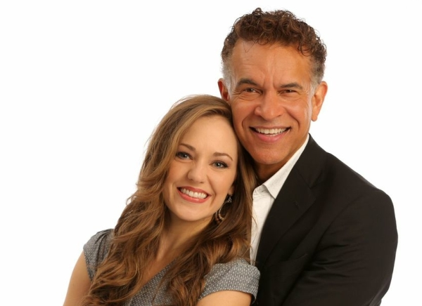 Laura Osnes plays Gaby to Brian Stokes Mitchel as Tony in the upcoming New York City Center Encores! special presentation of The Band Wagon, adapted for the stage by Douglas Carter Beane and directed by Kathleen Marshall.