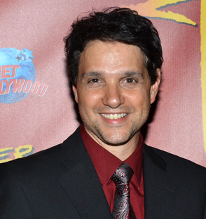 Ralph Macchio will participate in the November performance of Celebrity Autobiography.