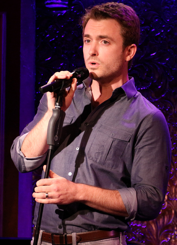 James Snyder performs his new show on December 1.
