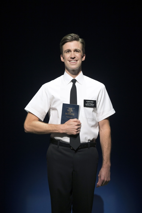 Gavin Creel will bring his Elder Price to Broadway in The Book of Mormon.