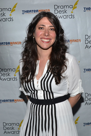 Rachel Chavkin is the artistic director of the TEAM.