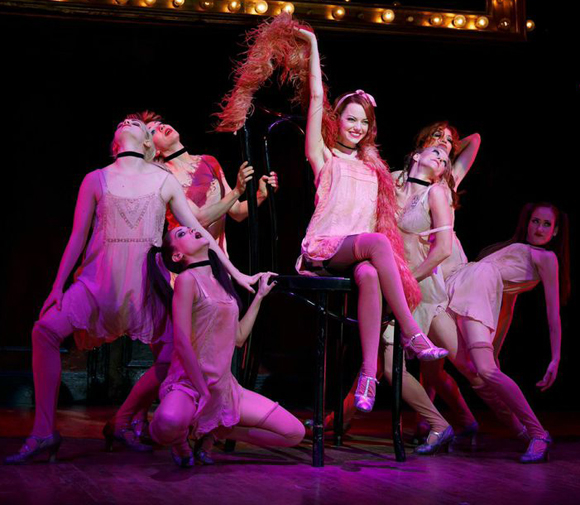 Emma Stone Extends Her Run in Cabaret on Broadway ...
