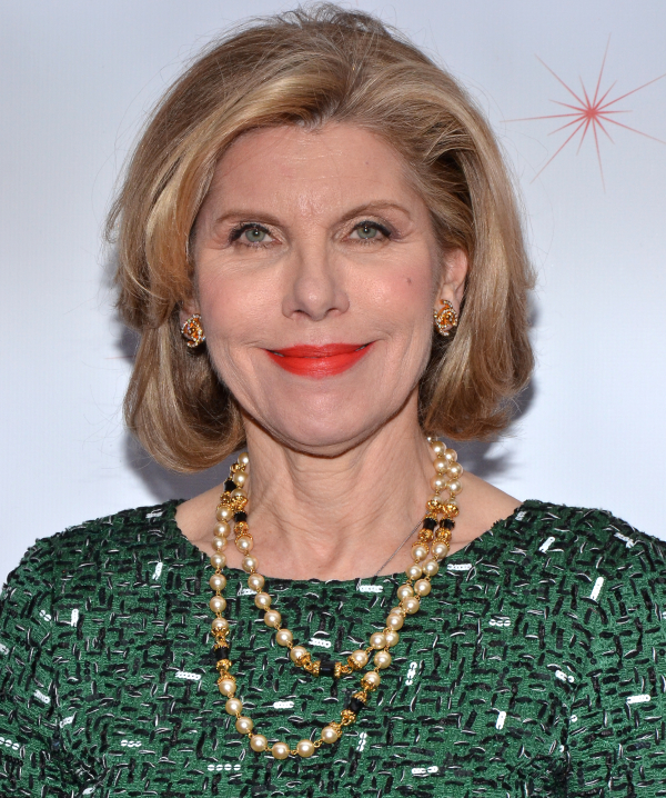 christine baranski child