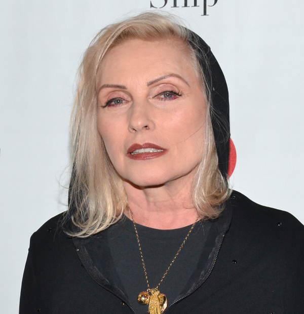 Blondie icon Debbie Harry will take part in Celebrity Autobiography on March 14 and 16 at The Triad.