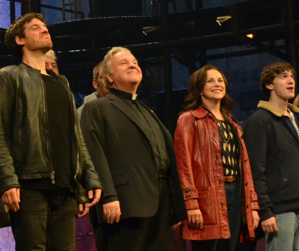 Last Ship stars Michael Esper, Fred Applegate, Sally Ann Triplett, and Collin Kelly-Sordelet will take part in an evening of seafaring music at 54 Below on March 2.