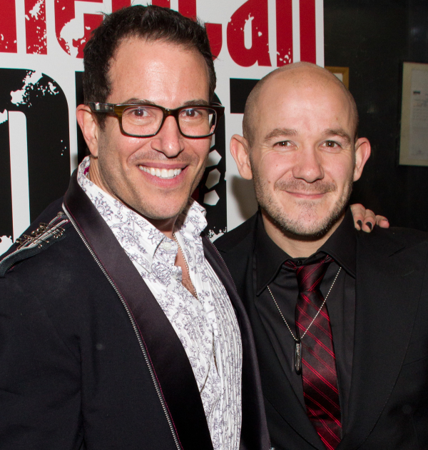 Director Michael Mayer and choreographer Steven Hoggett collaborated on the Broadway musical American Idiot and now are working together again on Brooklynite.