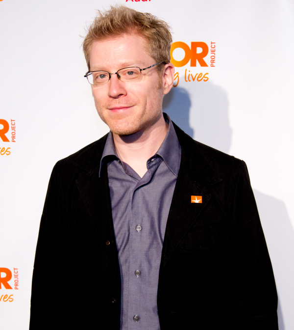 Anthony Rapp is one of the cocreators of BroadwayCon, a convention for theater fans taking place January 22-24, 2016.