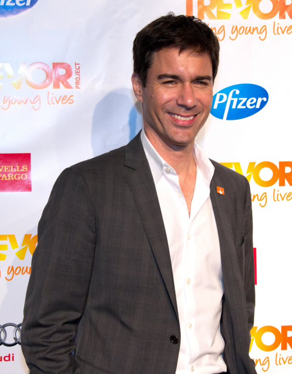 Broadway favorite Eric McCormack will star in a new Fox pilot.