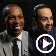 Lin-Manuel Miranda, Leslie Odom Jr., and Daveed Diggs Tell Their Stories With <em>Hamilton</em>