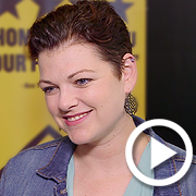 Kate Shindle, Robert Petkoff, and the National Tour Cast Welcome You to the <em>Fun Home</em>