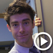 A Day With Waitress Leading Man Drew Gehling