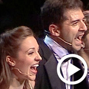 Laura Osnes and Tony Yazbeck Win Our Hearts in George and Ira Gershwin's Crazy for You