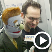 Avenue Q's Trekkie, Rod, Lucy, and More Ride the Second Avenue Subway