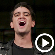 Panic! At the Disco's Brendon Urie Gets Ready to Join Broadway's Kinky Boots