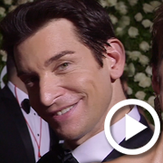 Broadway Sings on the Tony Awards Red Carpet