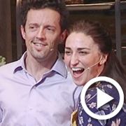 Sara Bareilles and Jason Mraz Sing &quot&#x3B;Bad Idea&quot&#x3B; as They Unite on Broadway