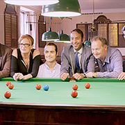 With Live Onstage Snooker, Broadway's The Nap Won't Be a Snooze