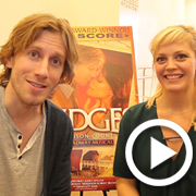 Elizabeth Stanley and Andrew Samonsky Take The Bridges of Madison County on the Road