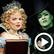 "Kristin Chenoweth, Megan Hilty, and More Will Change You ""For Good"" in Our New <em>Wicked</em> Supercut"