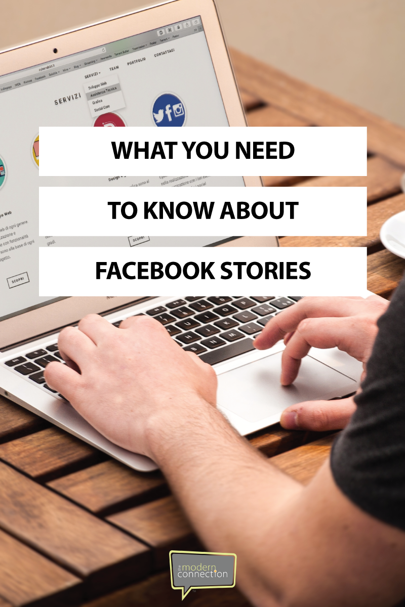 What You Need to Know About Facebook Stories