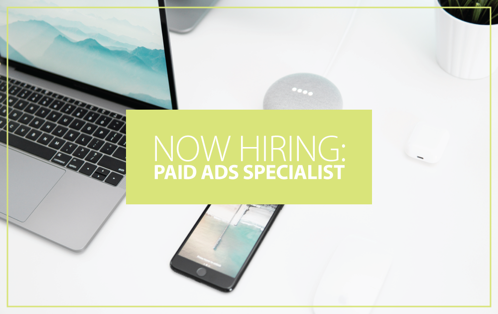 Paid Ads Specialist