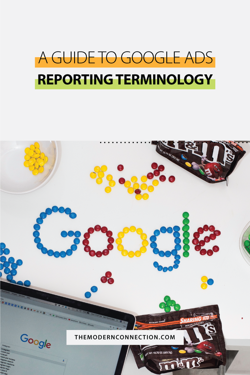 A Guide to Google Ads Reporting Terminology