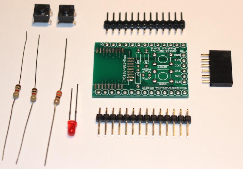 JN5168 breakout module KIT