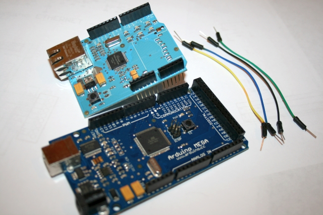 Arduino Ethernet Shield MEGA hack « MCUKITS