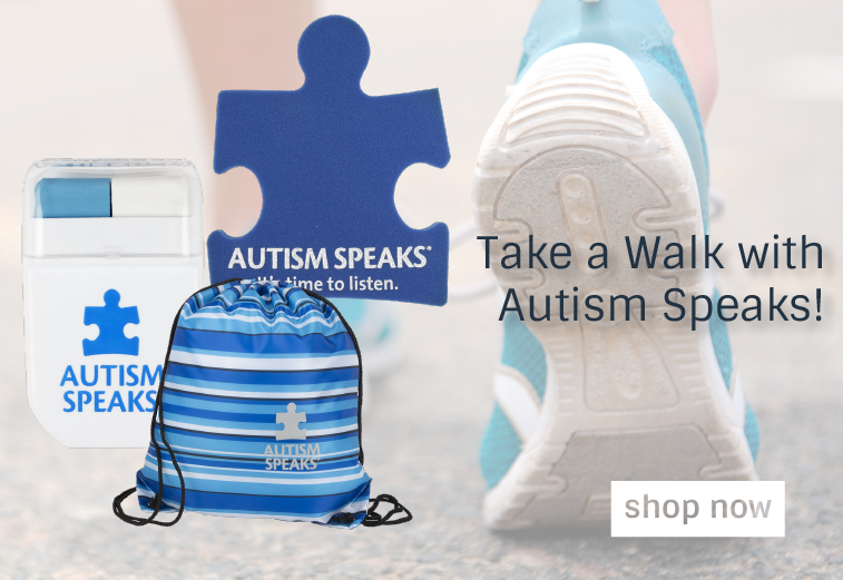 Take a walk for Autism Speaks!