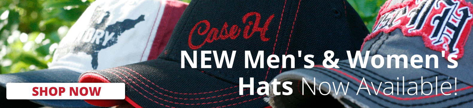 New Hats in Stock!