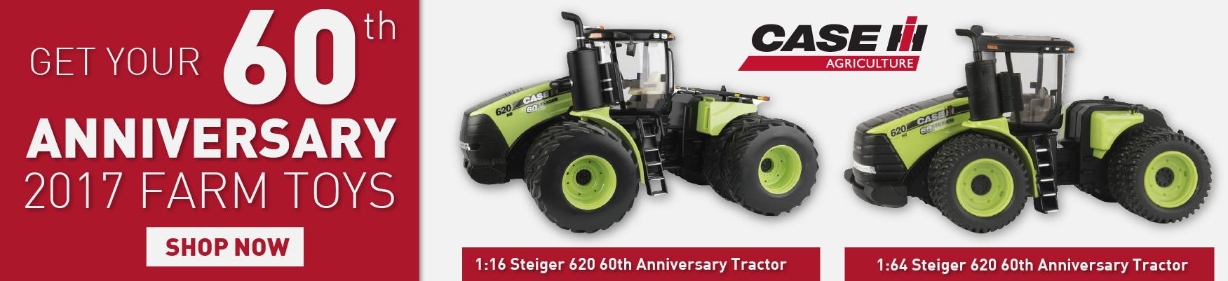 60th Anniversary 2017 Farm Toys