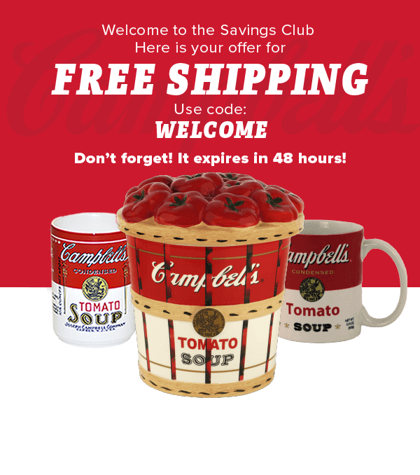 Use for WELCOME for free shipping