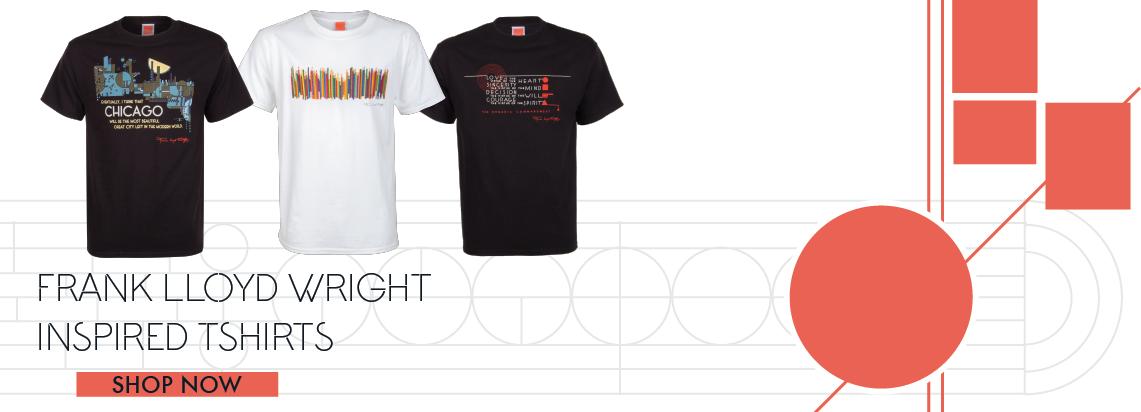 Frank Lloyd Wright T-Shirts