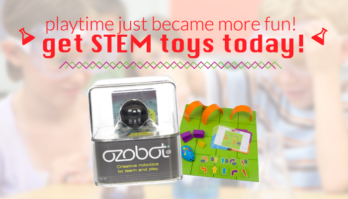 STEM toys!