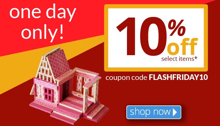friday flash sale!