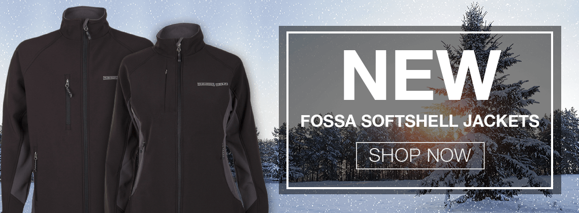 New Fossa Softshell Jackets