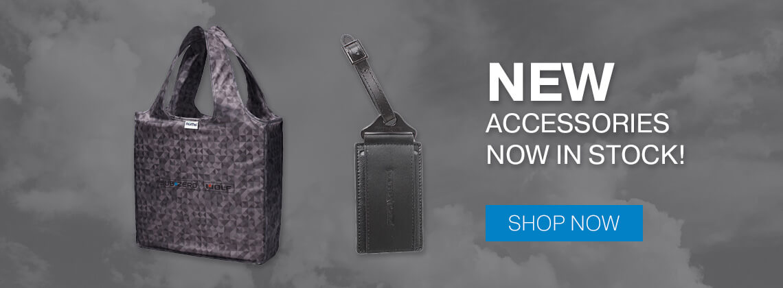 NEW Accessories Now in Stock!