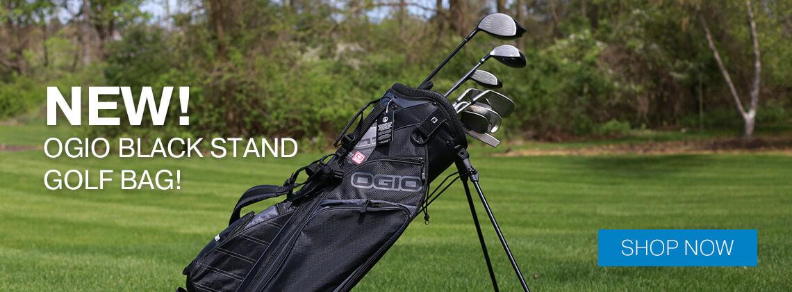 Ogio Black Stand Golf Bag