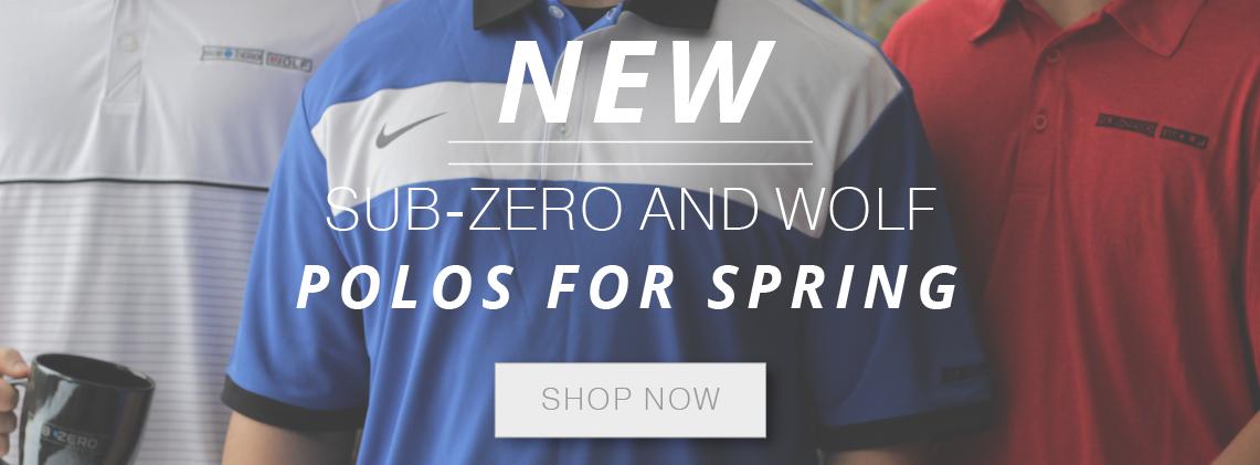 Sub-Zero Wolf Polos