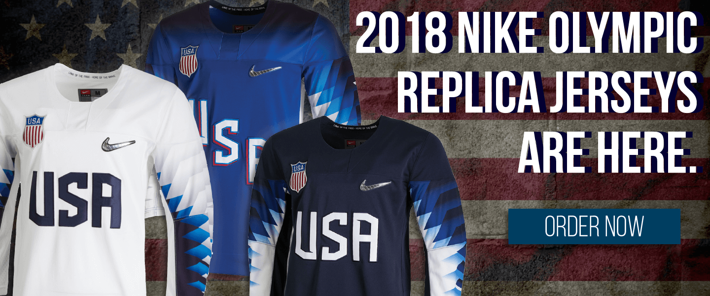 Olympic Jerseys 2018