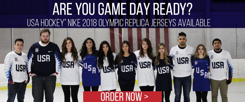 Olympic Jerseys 2018