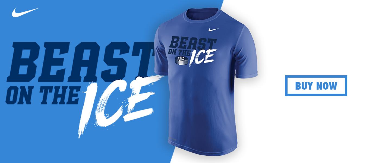 Beast on Ice